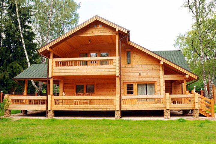 Domy drewniane i ceny jego budowy