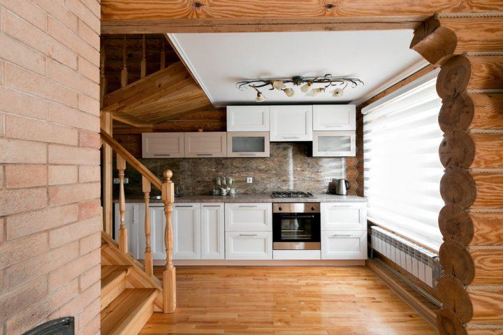 Wybieramy panele podłogowe do kuchni