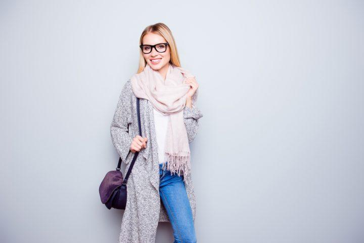 Kardigan damski – ciepły i modny sweter długi