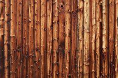 Imitacja drewna na elewację