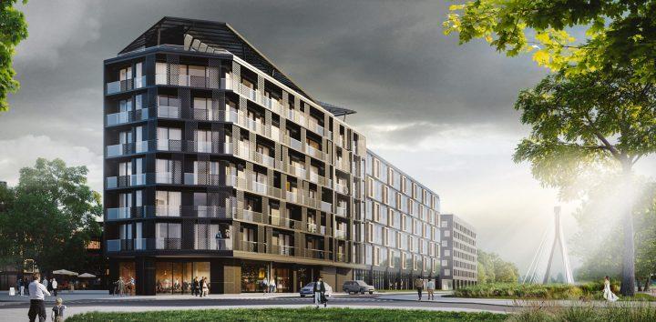 Dobra32 – designerskie apartamenty w Warszawie